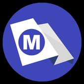 Madrid Metro   Bus   Cercanias icon