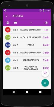 Madrid Metro   Bus   Cercanias screenshot 3