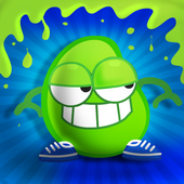 Green Mission - paint splash inside the cave story icon