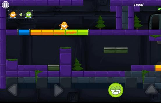 Green Mission - paint splash inside the cave story screenshot 4
