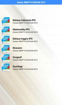 Sukses SBMPTN SOSHUM 2020 screenshot 4