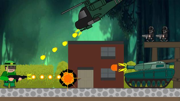 Hot Soldiers fire: great shooter screenshot 1