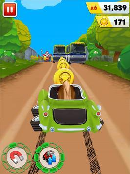 Pony Craft Unicorn Car Racing - Pony Care Girls screenshot 18