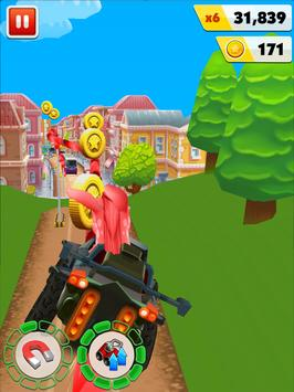 Pony Craft Unicorn Car Racing - Pony Care Girls screenshot 20