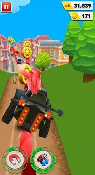 Pony Craft Unicorn Car Racing - Pony Care Girls screenshot 7