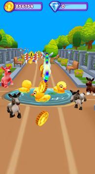 Pony Racing 3D screenshot 5