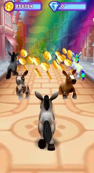 Pony Racing 3D poster