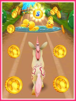 Unicorn Runner 3D screenshot 11