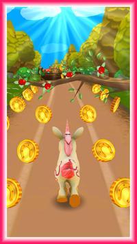 Unicorn Runner 3D screenshot 4
