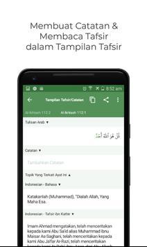 Al Quran (Tafsir & Per Kata) screenshot 6