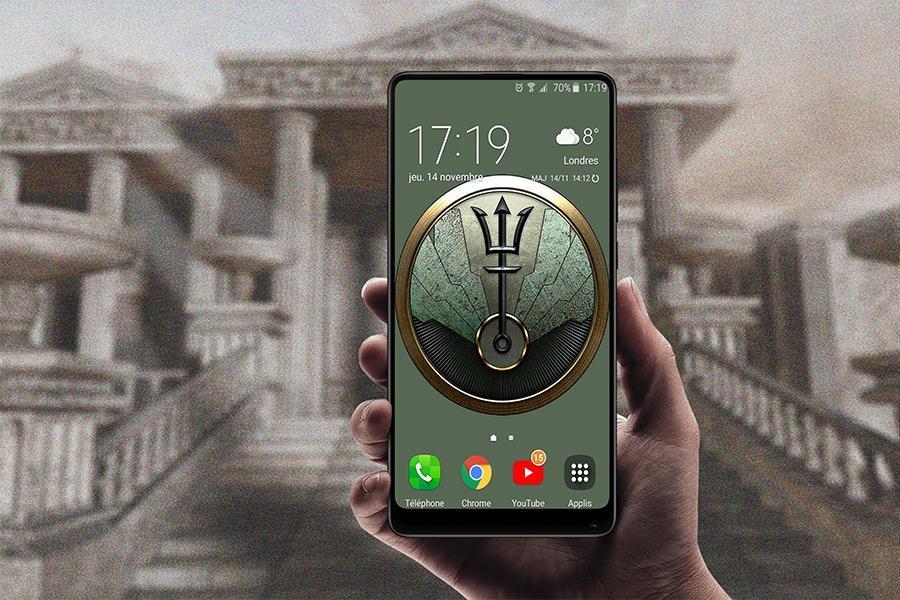 God Of Greek Wallpaper Ultra Hd 4k Mobile Images Pour Android Telechargez L Apk