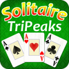 TriPeaks Solitaire ♣ Free Card Game أيقونة
