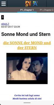 Sonne Mond und Stern (kaskus sfth) poster