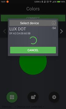 Luxafor screenshot 1