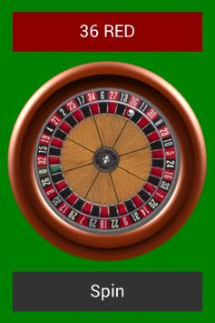 Roulette Wheel screenshot 1