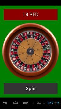 Roulette Wheel screenshot 3