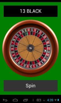 Roulette Wheel screenshot 4