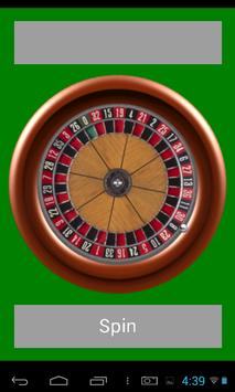 Roulette Wheel screenshot 5
