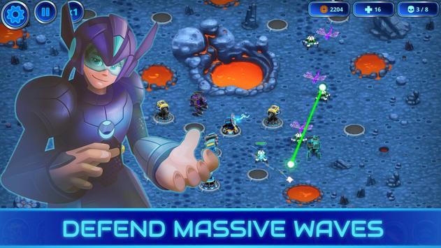 Xoli's Adventure: Free Tower Defense Strategy Game screenshot 4