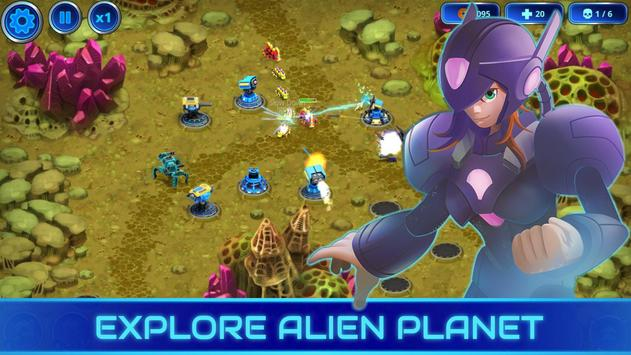 Xoli's Adventure: Free Tower Defense Strategy Game screenshot 5