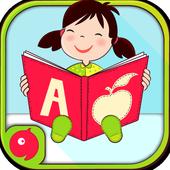 Kindergarten Kids Learning icon