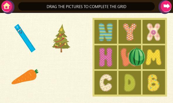 Kindergarten kids Learn Rhyming Word Games screenshot 5