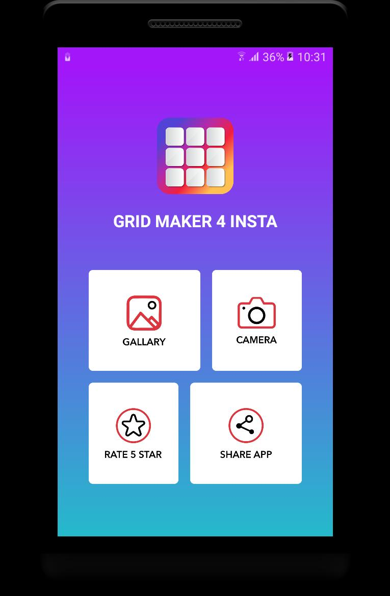 9 Cut Grids Maker for Instagram for Android - APK Download