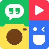 Photo Grid & Video Collage Maker - PhotoGrid 2020 icono