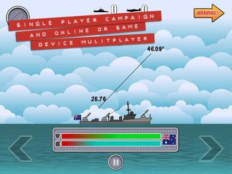 Bowman Battleships (with 2 player pass-n-play) screenshot 10