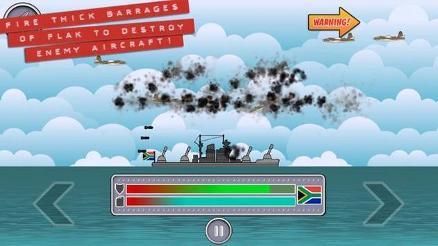 Bowman Battleships (with 2 player pass-n-play) screenshot 1