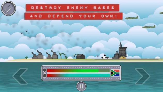Bowman Battleships (with 2 player pass-n-play) screenshot 3