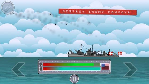 Bowman Battleships (with 2 player pass-n-play) screenshot 6