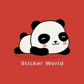 Sticker World - WAStickerApps icon