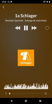 Schlager-Radio screenshot 1