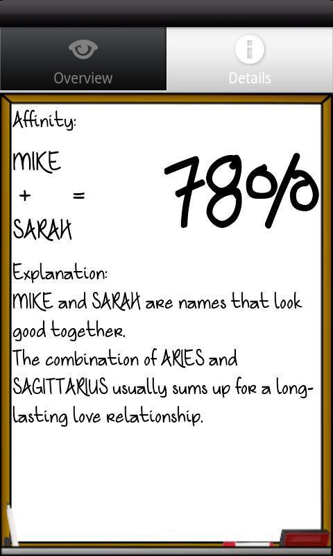 Compatibility life test partner Love Calculator