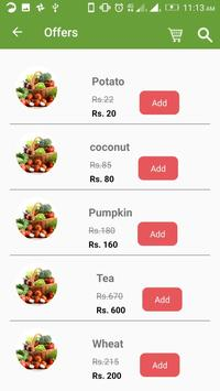 GROWAY :- Vegetables & Fruit's Home delivery APP. screenshot 3