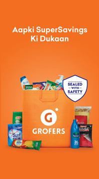 Grofers poster