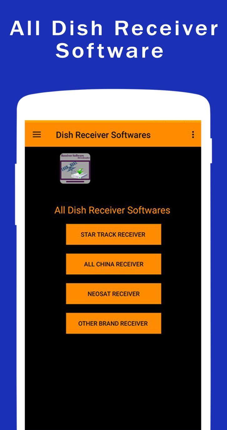 All Satellite Dish Receiver Software Downloader for Android - APK