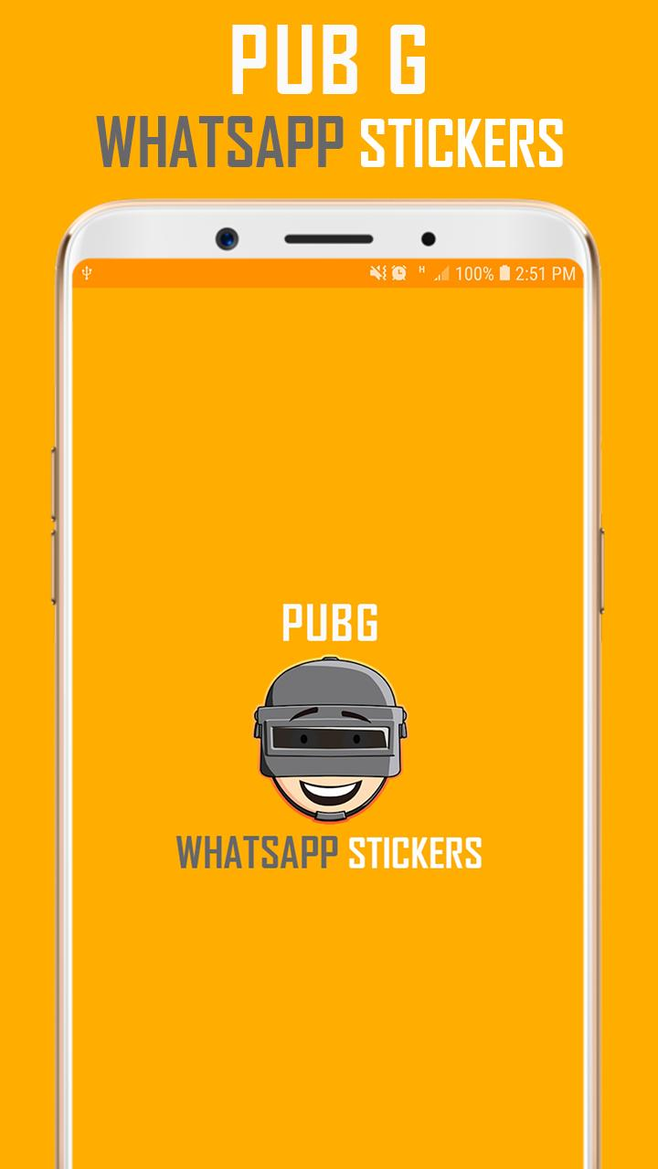 Wastickers Pubg Png Stickers Game Wastickerapps For Android