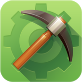 Master for Minecraft(Pocket Edition)-Mod Launcher アイコン