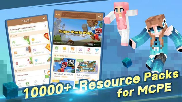Master for Minecraft(Pocket Edition)-Mod Launcher screenshot 7