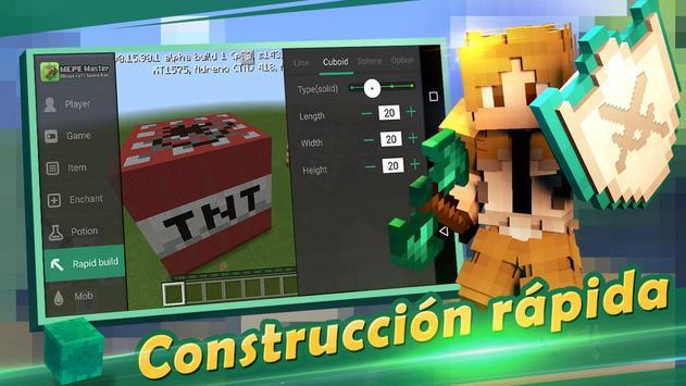 Master untuk mod-Minecraft PE screenshot 4
