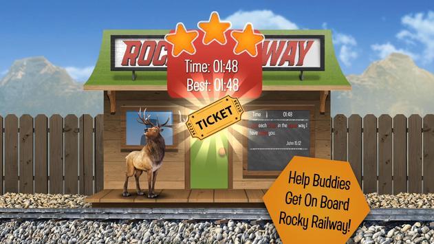 Rocky Railway screenshot 5