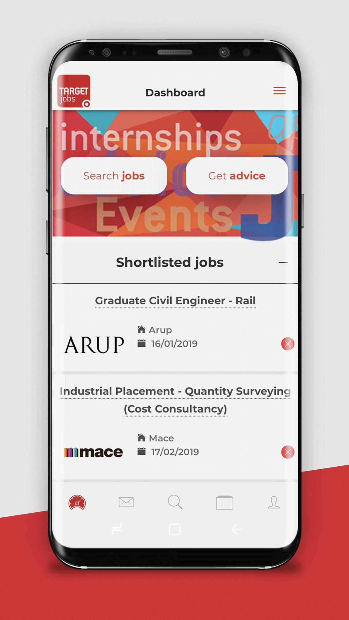TARGETjobs for Android - APK Download