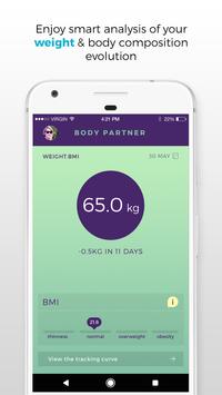 Body Partner screenshot 1