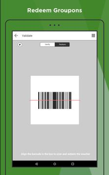 Groupon Merchants screenshot 12