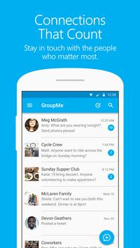 GroupMe 海报