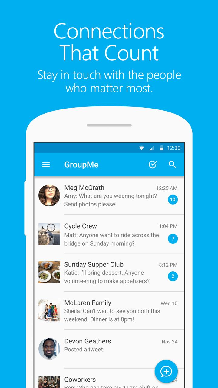 GroupMe for Android - APK Download