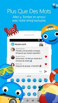 GroupMe capture d'écran 2