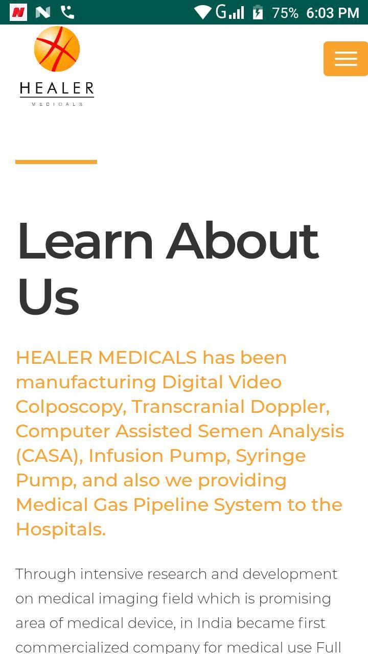 Healer Medicals for Android - APK Download